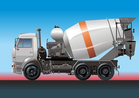truck-concrete-mixer-concrete-mixer