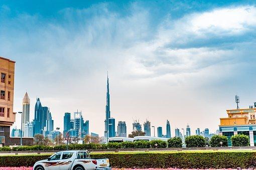 Uae, Dubai, City, Arab, Emirates