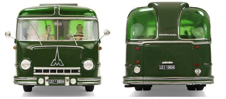 Wm 1954, Magirus-Deutz, Buses, Hobby