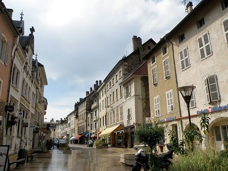 Belley, France, Buildings, Architecture