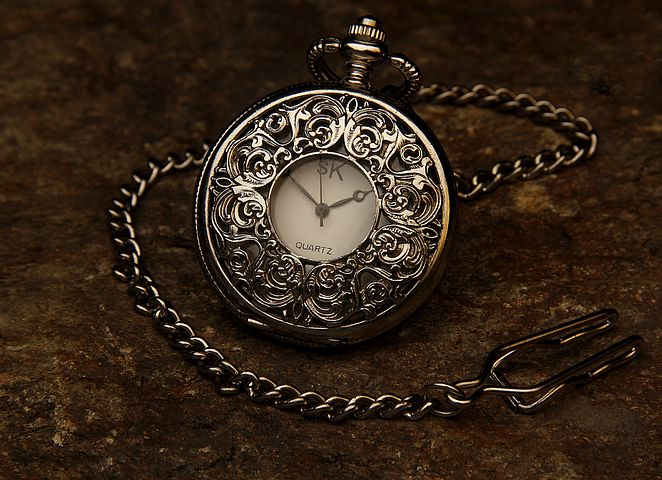 Pocket Watch, Watch, Timepiece, Clock