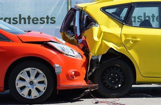 Crash Test, Collision