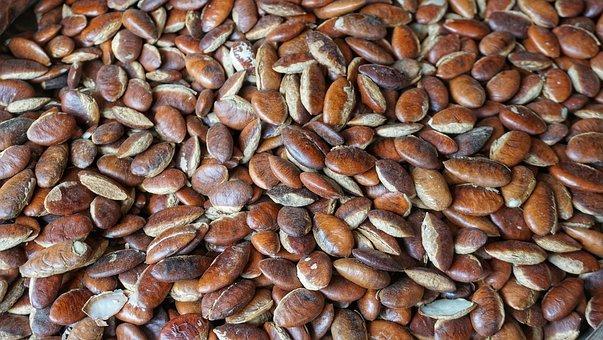 Jabok, Almonds, Nuts, Seed, Food, Batch