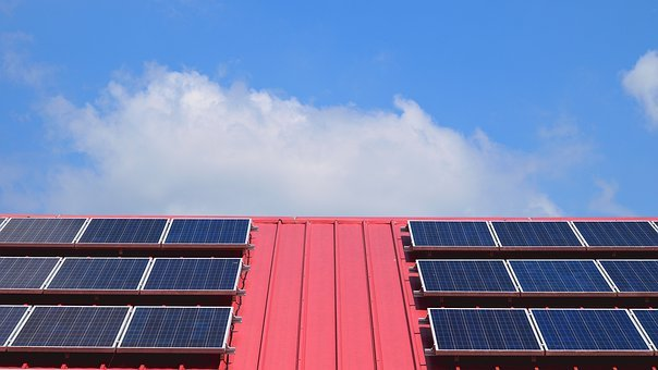 Solar Panel, Energy, Photovoltaic