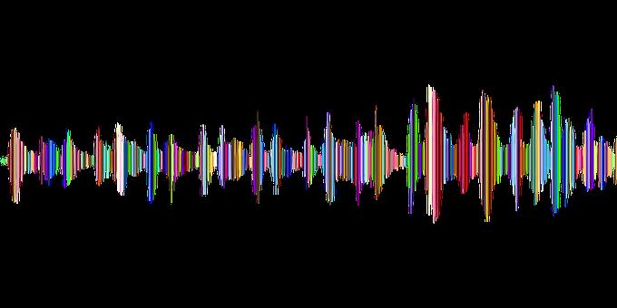 Sound, Wave, Waveform, Aural, Audio