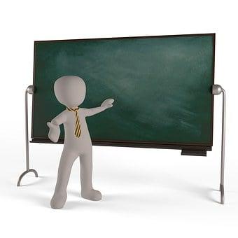 Teacher, School, University, Board